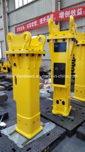Silenced Type Excavator Hydraulic Hammer pictures & photos