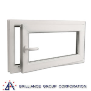 Aluminum Tilt and Turn Window with Single Glass pictures & photos