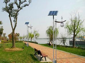Solar System Energy Saving Waterproof Soalr Garden LED Light