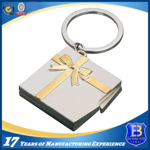 Custom Alloy Keychain Promotion Gift (ELE-K111) pictures & photos