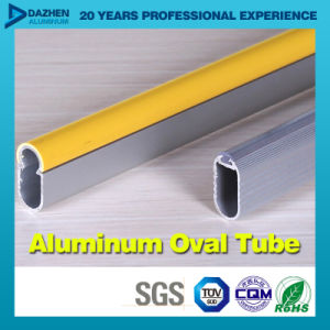 Aluminium Aluminum Extrusion Profile for Customized Size Wardrobe Tube pictures & photos