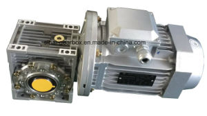 Textile Industry Gearbox Transmission Gearmotor