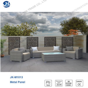 Australia Modern Design Decorative Partition Panel for Outdoor Garden