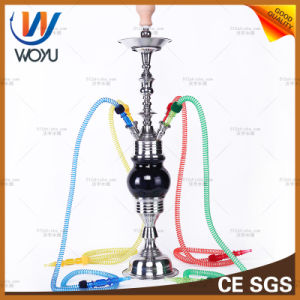Glass Pipe Shisha Narguile Black Ce Ceitificate Hookah pictures & photos