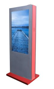IP65 Design 55 Inch Outdoor LCD Ad Player for Outdoor Advertising Display pictures & photos