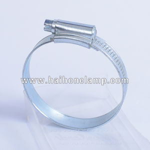 British Type Hose Clamp with Riveted Housing pictures & photos