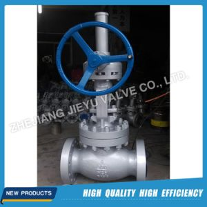 Casting Steel Wcb/Lcb/Lcc/CF8 Industrial Control Globe Valve pictures & photos