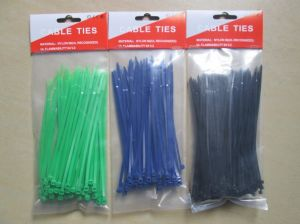 Different Color of Nylon Cable Ties pictures & photos