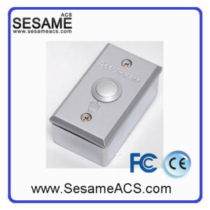 Zinc Alloy Door Exit Btoon with Base (SB53) pictures & photos