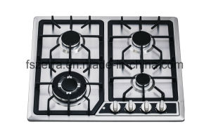 New Kind Built in Gas Cooker Hob with 4 Burners Jzs54204 pictures & photos