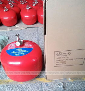 Suspended 6kg Elide Fire Extinguisher Ball pictures & photos