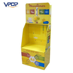 Advertising Promotion Display Cardboard Dump Bins pictures & photos