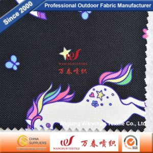 600d DTY with Digital Printed Fabric PU450 UV50+ for Outdoor pictures & photos