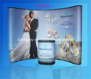 High Quality Curved Straight Stretch Backdrop Pop up Display pictures & photos
