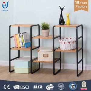 Commodity Two Layer Article Rack pictures & photos