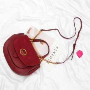 Al90055. Ladies′ Handbag Handbags Designer Handbags Fashion Handbag Leather Handbags Women Bag Shoulder Bag Cow Leather pictures & photos