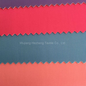 Polyester Waterproof Coated Oxford Cloth pictures & photos