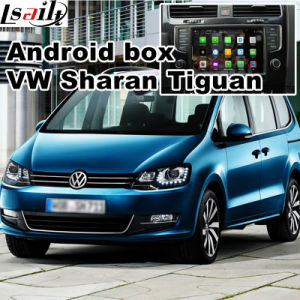 Android GPS Navigation System Box for Volkswagen Sharan Video Interface pictures & photos