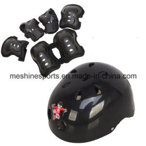 Cheap Durable Helmet and Protect Set (7 PCS/set) for Promotional Gift pictures & photos