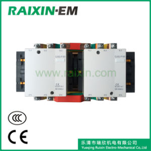 Raixin Cjx2-F185n Mechanical Interlocking Reversing AC Contactor