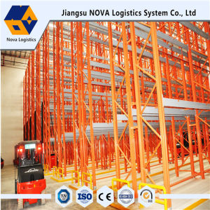 Heavy Duty Very Narrow Aisle Pallet Racking From Nova Brand pictures & photos