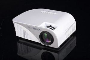 Yi-805b 1200 Lumens Android 4.4.4 WiFi LED Portable Mini Projector 3D for Video Home Cinema Theatre Movie pictures & photos