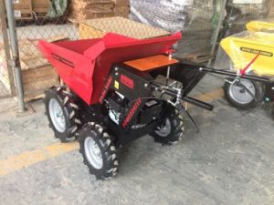 Chinese Chain Driven Power Barrow By300s pictures & photos