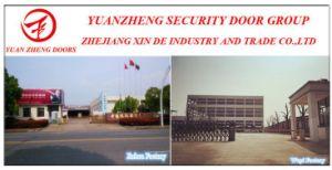 Steel Entrance Door/ Iron Door pictures & photos