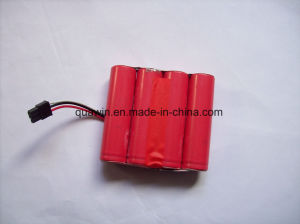 Customized Rechargeable 3.7V 10.4ah 18650 Lithium Ion Battery 1s4p pictures & photos