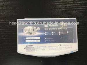 MIM Self-Ligating Bracket, Headway Hot Sale Bracket Ce, FDA pictures & photos