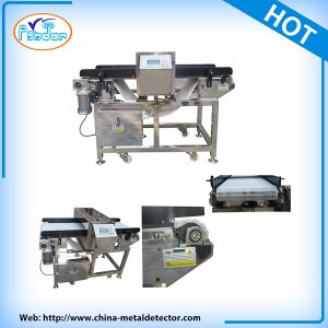 Food Metal Detector with China Conveyor Belt pictures & photos