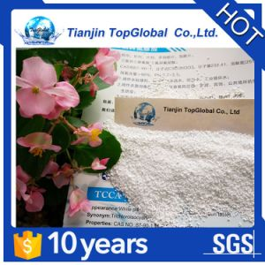swimming pool trichloroisocyanuric acid TCCA granular 90% pictures & photos