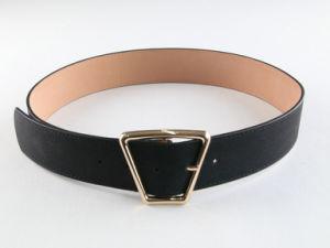 Fashion Design Alloy Buckle Women Belt pictures & photos