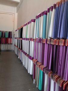 Nylon Elastane Fashion Jacquard Textile Lace Fabric pictures & photos