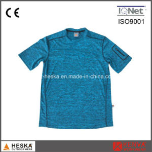 Football Shirt Training Breathable Sports T-Shirt pictures & photos