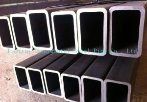 Common Carbon 30X30 Welded Square Steel Pipe for Structure pictures & photos