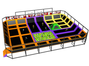Indoor Trampoline Park for Body Building pictures & photos