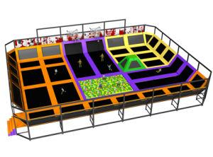 Indoor Trampoline Park for Body Building