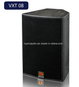 Vxt08 KTV Loudspeaker, Plywood Cabinets Strong Speaker pictures & photos