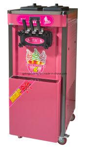 Three Flavor Commercial Ice Cream Machine