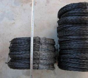 Soft Black Annealed Twisted Wires pictures & photos