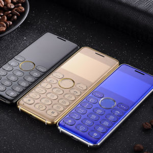 2.0 Inch Screen, CNC Middle Frame, Iml Front and Back Cover GSM Feature Phone pictures & photos