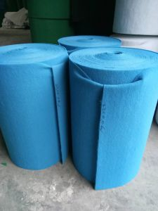 Good Quality OEM Nylon Heavy Duty Scouring Pad Jumbo Roll pictures & photos