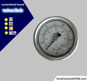"4"" Winters Pfp Stainless Steel Pressure Gauge pictures & photos"