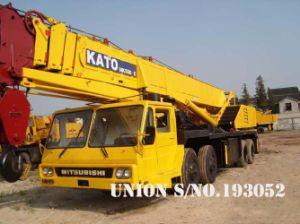 Kato Nk500e-V (50T) Truck Crane pictures & photos