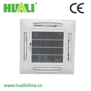 with Ce Certificate Cassette Type Fan Coil Unit Use with Chilled Water or Hot Water pictures & photos