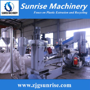 PE PP ABS Pet Waste Plastic Recycling Washing Granulating Machine pictures & photos