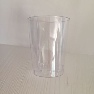 Plastic Cup, Glass, Mug, Tableware, PS, Transparent, Disposable, Clear, Colorful