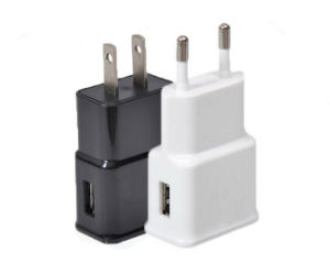 Us EU Plug 5V 1A /2.1A USB Charger pictures & photos