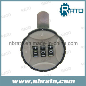 Round Combination Lock for Locker pictures & photos